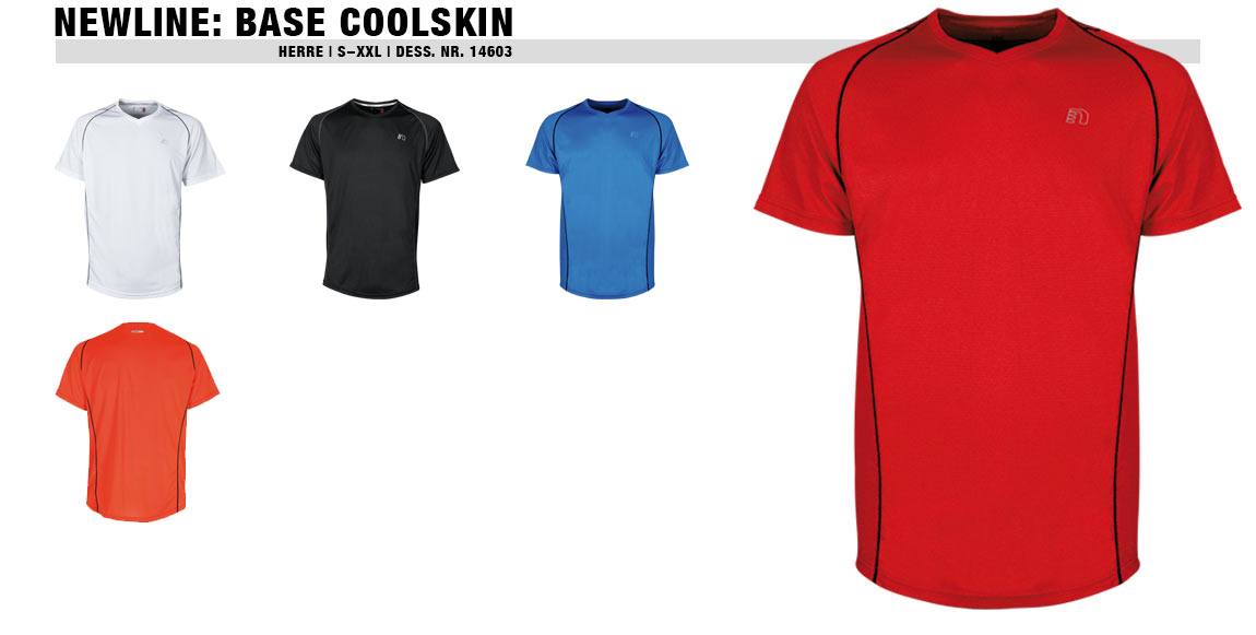 Newline Base Coolskin (Herre)
